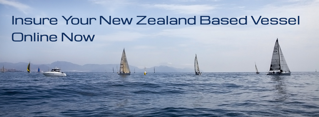 Insure Your New Zealand Based Vessel Online Now